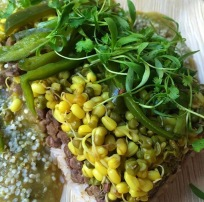 Lentils and Mung Beans